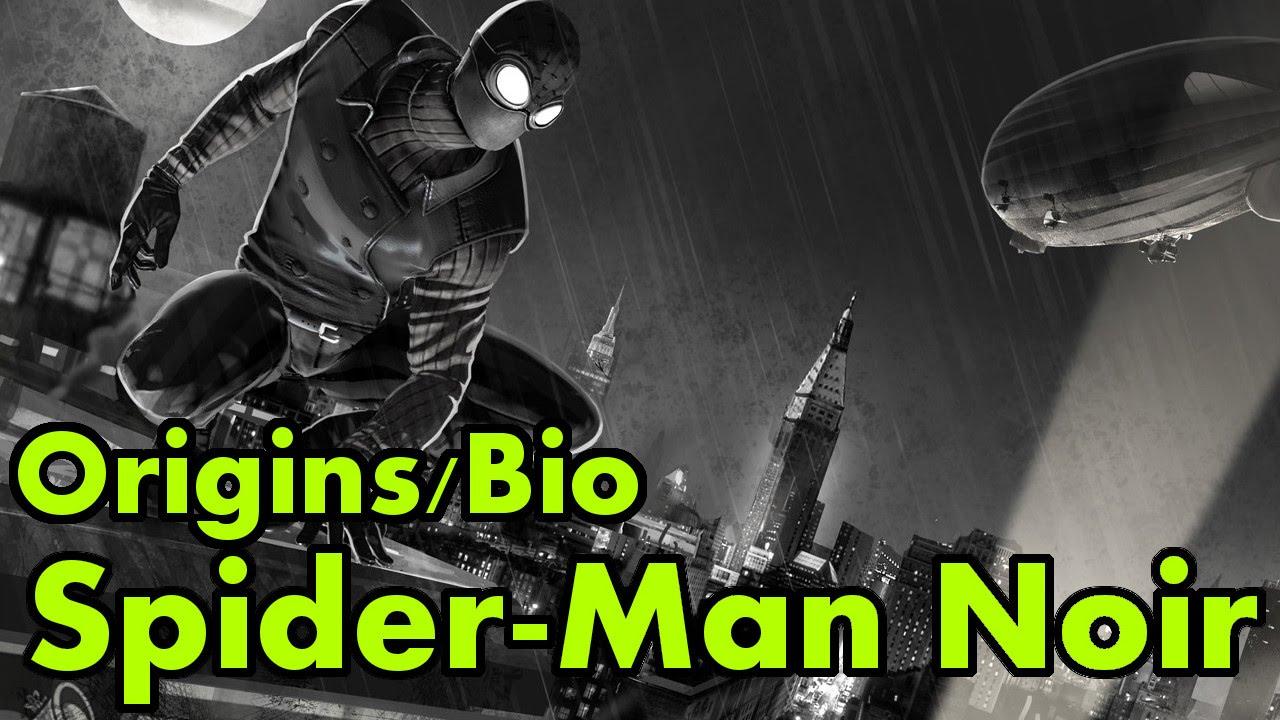 Origins bio spider man noir where are they now - Spiderman noir 3 ...