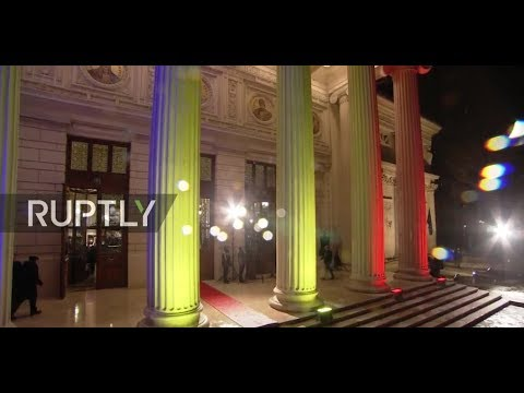 LIVE: Opening ceremony marks start of Romania's EU Council presidency