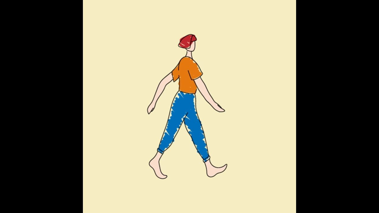 Julia Chetwood, Walking (2017)
