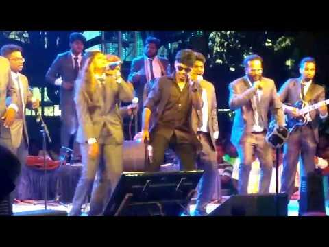 Sandy dance performance in Chennai rap  Gana | rap Gana | The casteless collection