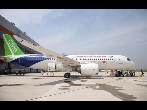 C919, China's first big jetliner, makes maiden flight