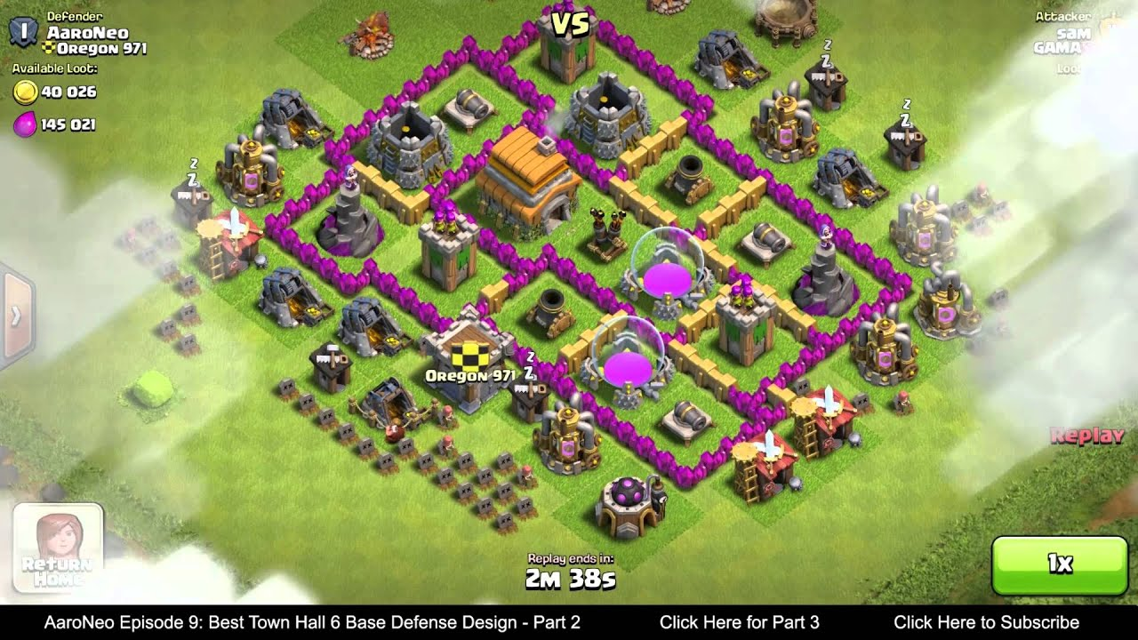 how to build a good defense in clash of clans