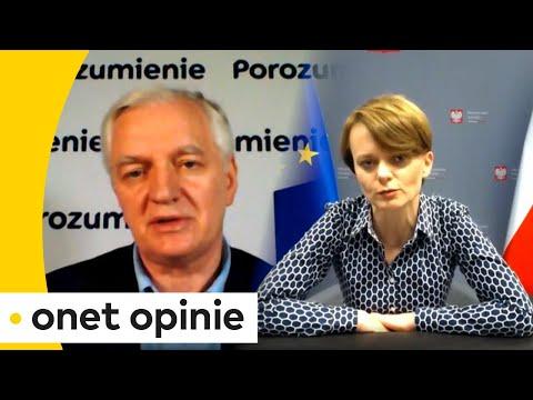 Gowin O Porozumieniu Z Kaczyńskim: Znaleźliśmy Rozwiązanie Pozwalające Uniknąć Kryzysu Ustrojowego