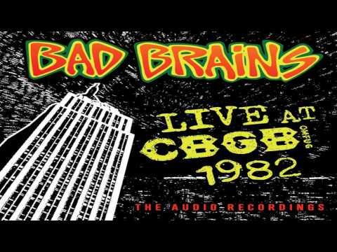 Bad Brains - LIVE at CBGB 1982 (Full Album)