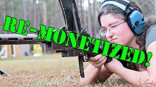 Re-monetized!