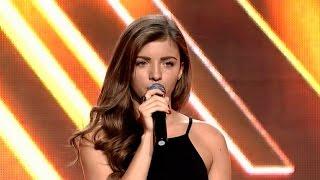 Велина Илиева - X Factor Кастинг (22.09.2015)