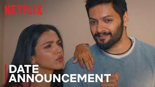 House Arrest ft. Ali Fazal & Shriya Pilgaonkar | Date Announcement | Netflix India