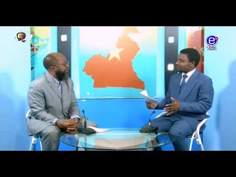THE INSIDE (GUEST: Richard NTONDO Political Analyst) - Sunday, 15th October 2017 - EQUINOXE TV