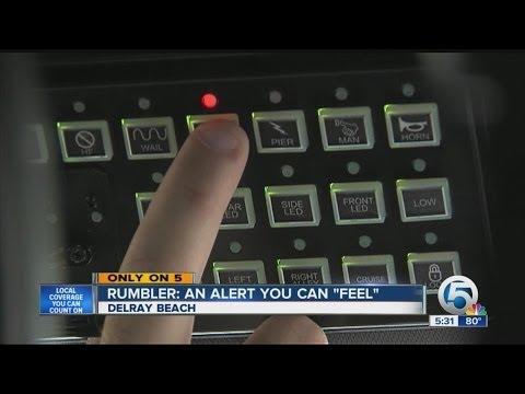 Rumbler: An alert
