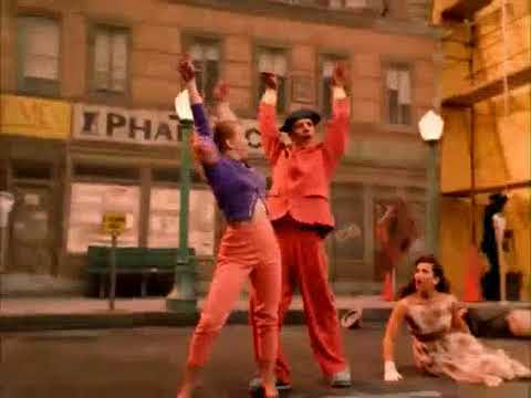 French Stewart singing 'Life has been good to me' from 3rd Rock From The Sun
