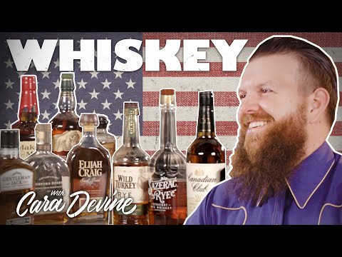I Meet An Expert - American Whiskey Masterclass Pt 1 (Definitions, Origins & Styles Discussed)