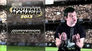 football manager 2013 comparison