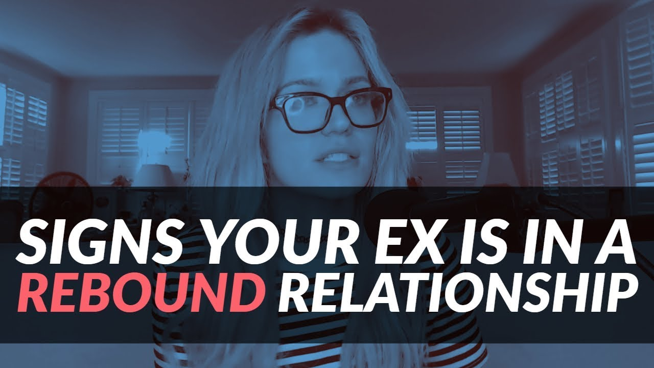 The 5 Top Giveaway Signs Your Ex Is In A Rebound Relationship