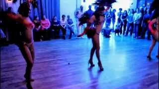 Toronto Samba Dancers - AfroLatino Dance Company Samba Showgirls