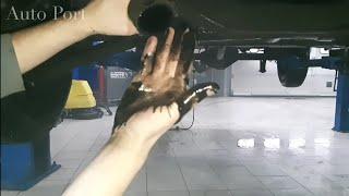Жесть на СТО или будни автомехаников #28.Как обеспечить пожар в автомобиле?!