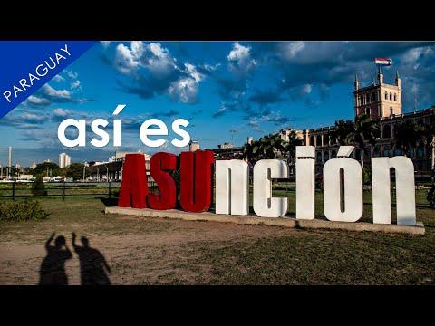 Nuestras Primeras Impresiones de Asunción