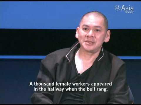 Filmmaker Tsai Ming-Liang on Screenwriting