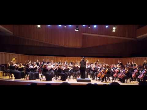 Shostakovich - Festive Overture, Op. 96 [Milwaukee Youth Symphony Orchestra]