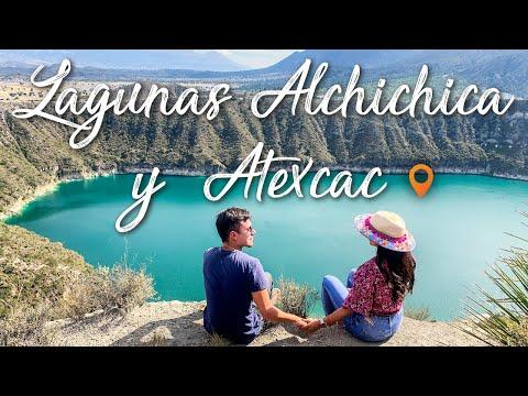 Laguna de Alchichica y Atexcac - Puebla