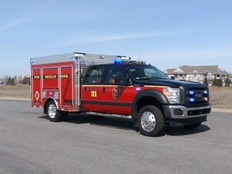 New firefighter alert tool: the Rumbler - YouTube