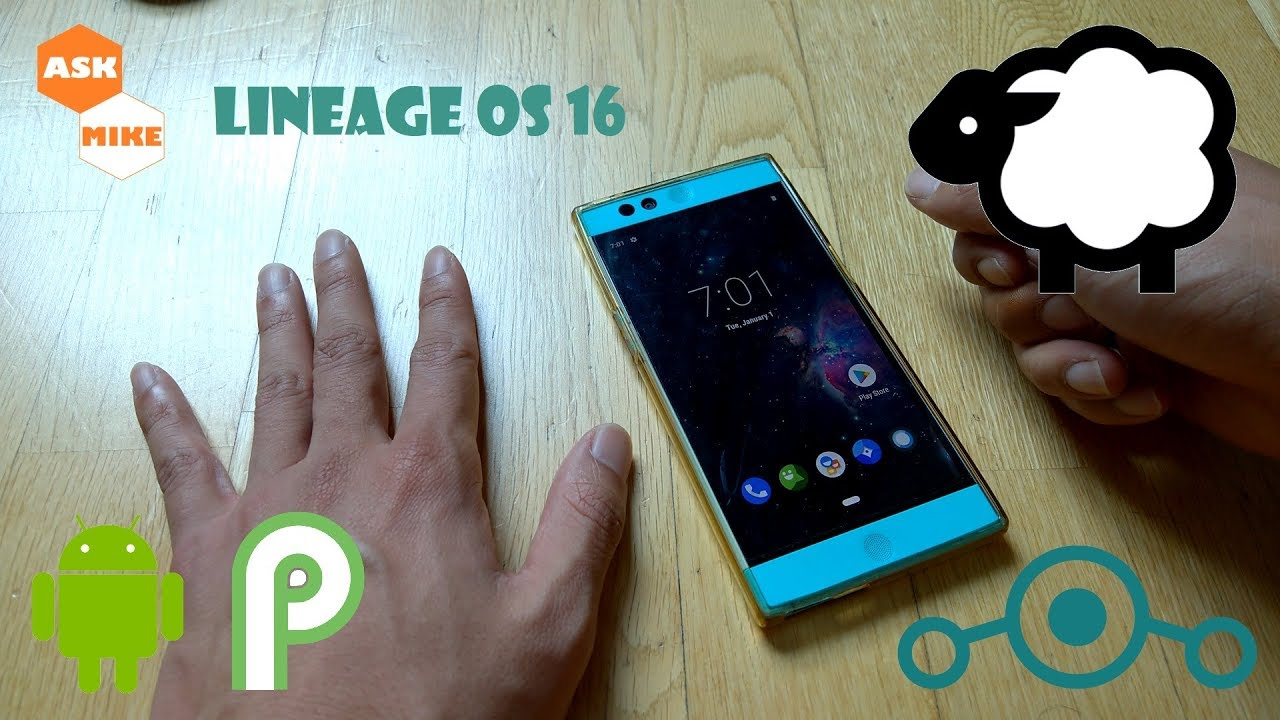 Awesome Lineage OS 16 on Aging Nextbit Robin