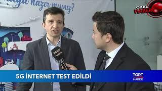 Türkiye 5G İnternete Hazırlanıyor