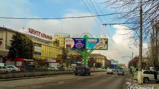 Прогулка по городу Луганск весной 2017 г.