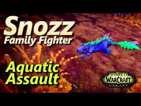 Snozz Aquatic Assault