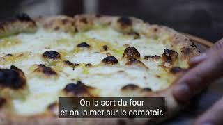 La pizza genevoise selon Luigia