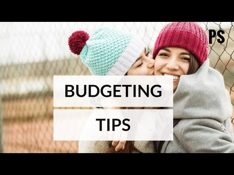"Basic ""Budgeting Tips"" For A Happier Tomorrow – Professor Savings by Professorsavings.com"