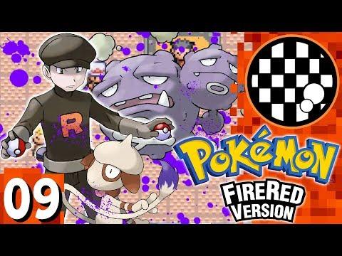 6 Smeargle Challenge: Pokemon FireRed | PART 9 | Pokemon Games