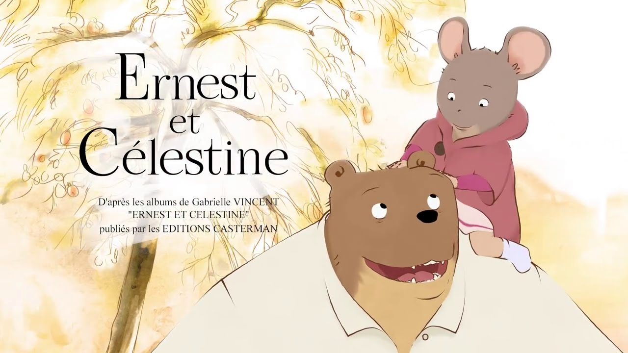 Ernest Celestine La Serie Tv Teaser Youtube