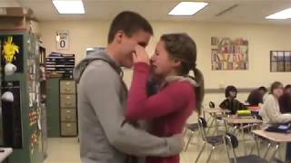 Soldiers coming home Airman surprises sister at school after 18 months over seas