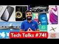 Tech Talks #741 - Mi9 Camera Details, ACT Fibernet, AirBus A380, Dubai Airport Drone, Whatsapp