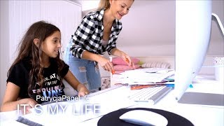 Jugendzimmer mit iMac für Acelya - It's my life #1195 | PatrycjaPageLife