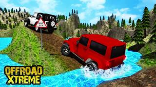 4x4 Prado Offroad Jeep – Hill Drive Simulator Android Gameplay
