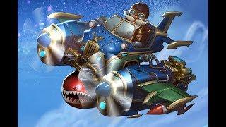 Prime World ►Новый герой Авиатор в разум