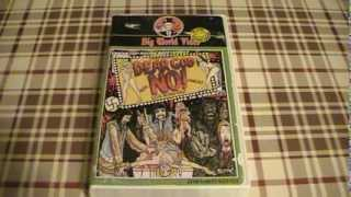 Dear God No! 42ND Street Slut Cut Limited Edition VHS/Blu-ray Cast Signed