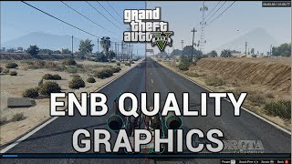 GTA 5 PC MODS - Natural Tones and Lighting - ENB Quality Graphic Mod