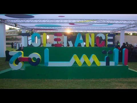 Tolerance Live Dance Performance