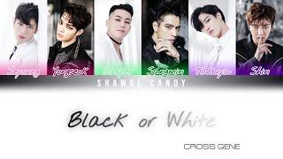 Cross Gene (크로스진) - Black or White Lyrics (Color Coded Lyric…