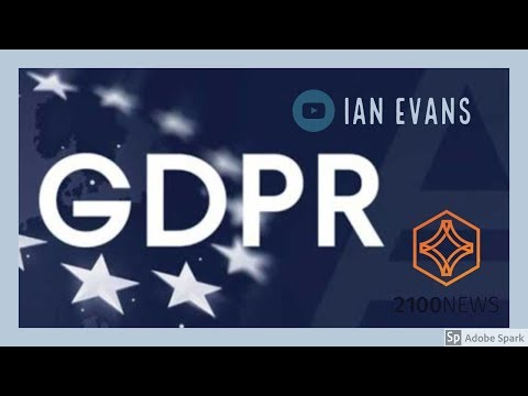 GDPR interview with Ian Evans