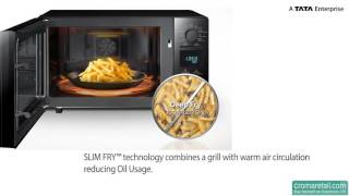 Samsung 32 Litres CE117PC-B1 Convection Microwave Oven