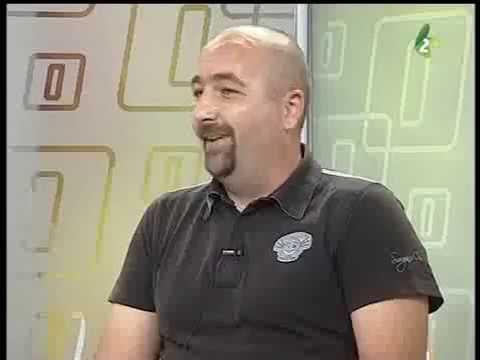 Гостовање на РТВ Војводине 1.7.2014. године