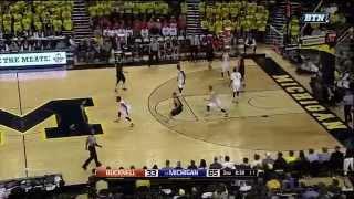 2014-11-17 Michigan vs. Bucknell