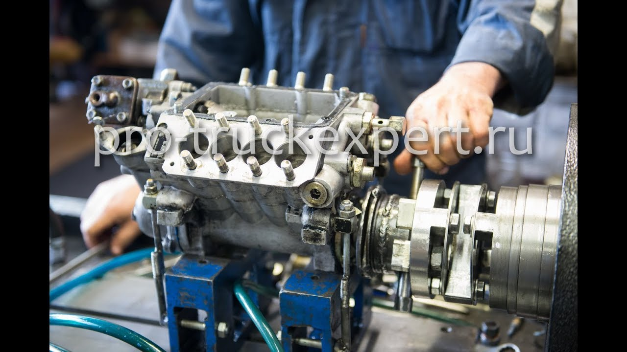 Ремонт ТНВД, замена плунжеров, ремонт форсунок, регулировка топливной системы на стенде.