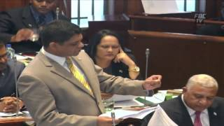 Fijian Attorney-General Aiyaz Sayed-Khaiyum answers questions on Indigenous institutions.