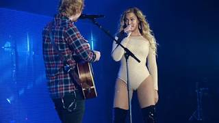 ED SHEERAN ft BEYONCE - SHAPE OF YOU ( REMIX) OFFICIAL VIDEO