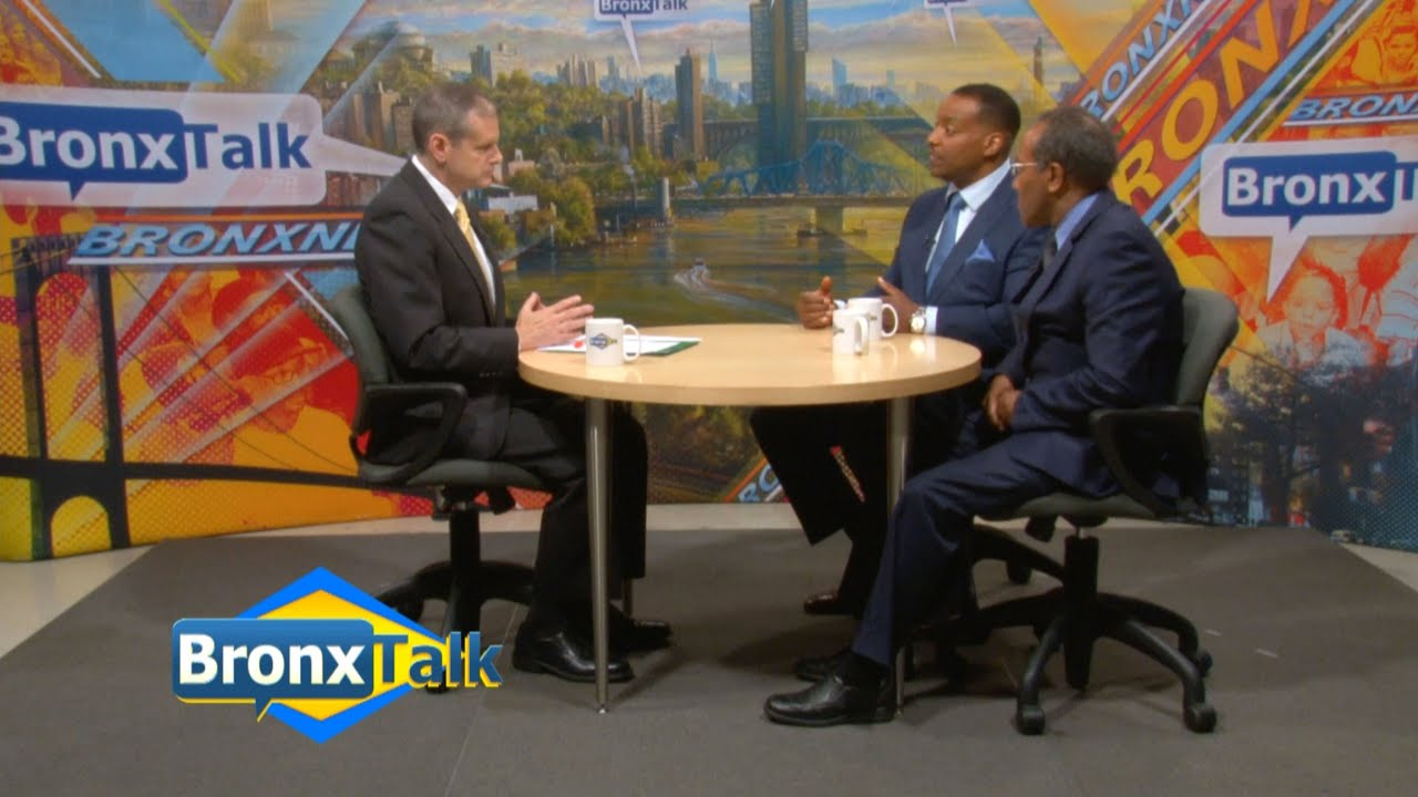 Bronxtalk | July 18th 2016