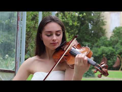 Quasi Una cadenza - Violin Solo by Nimrod Borenstein